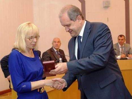 «Заслуженный работник культуры Украины»